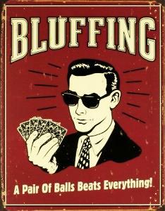 Apprendre a bluffer au poker casino la croix rouge allauch